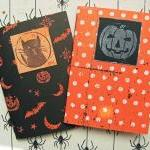 Halloween Notebook Set - P..